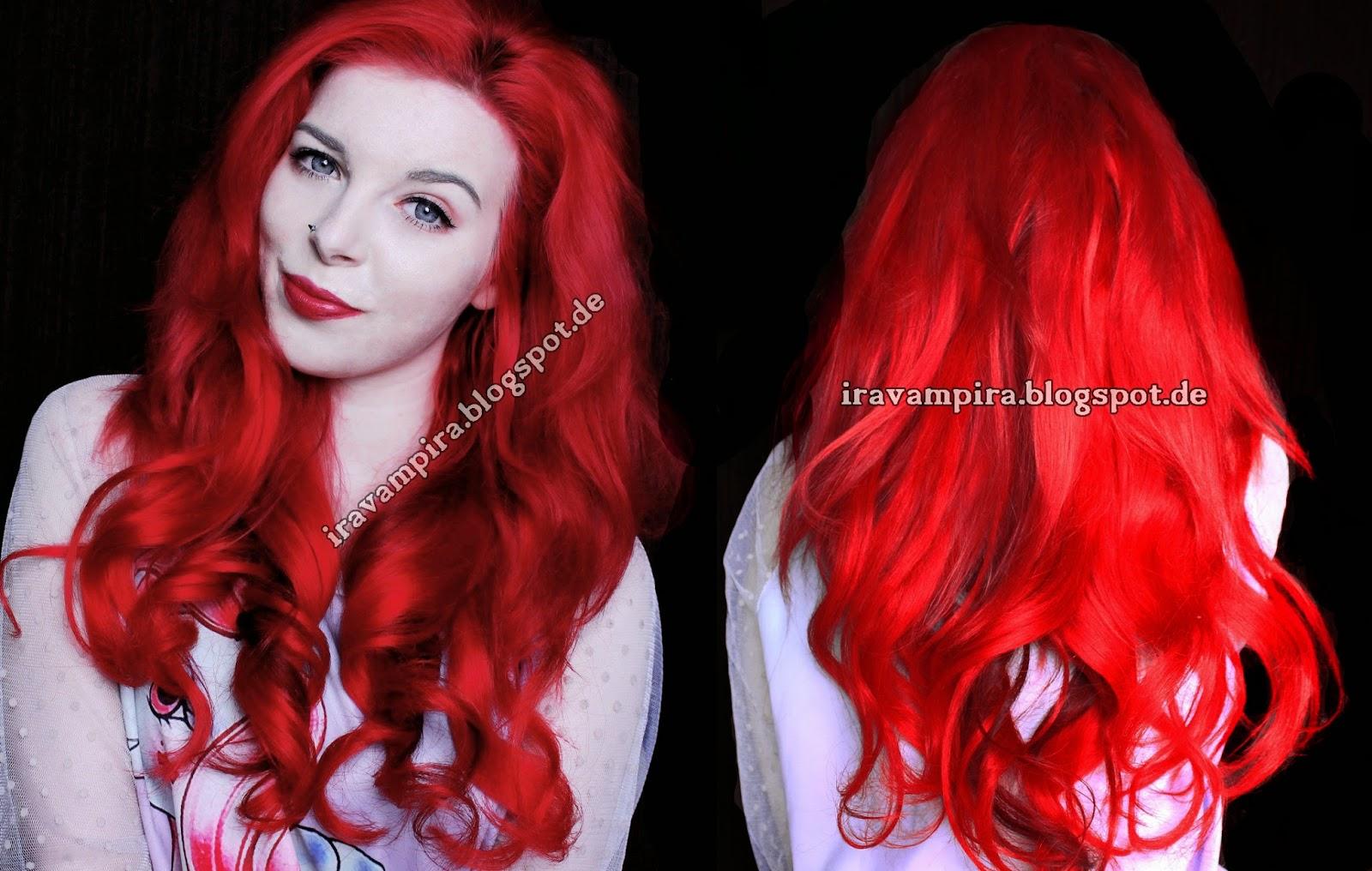 Ira Vampiras Blog Haare Wie Arielle Die Meerjungfrau Directions