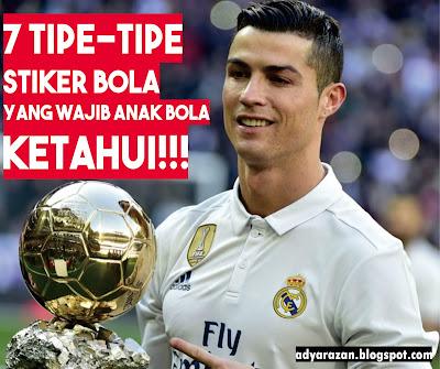 pecinta sepakbola pasti paham dimana dan apa tugas dari pemain ini 7 Tipe Stiker yang Wajib Kamu Ketahui, Anak Bola Wajib Masuk!!