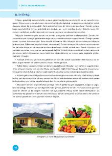 Ekonomi Ders Kitabı Cevapları Cem Yayınları Sayfa 16