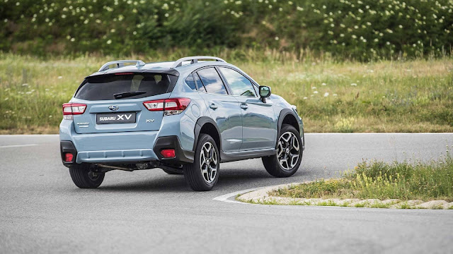 Subaru XV 2019 chega reestilizado no Brasil por R$ 115 mil