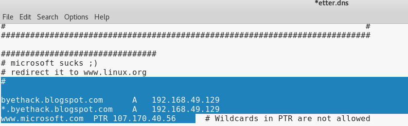 DNS Spoofing  How To DNS Spoof Using Ettercap In Kali Linux?-crackitdown