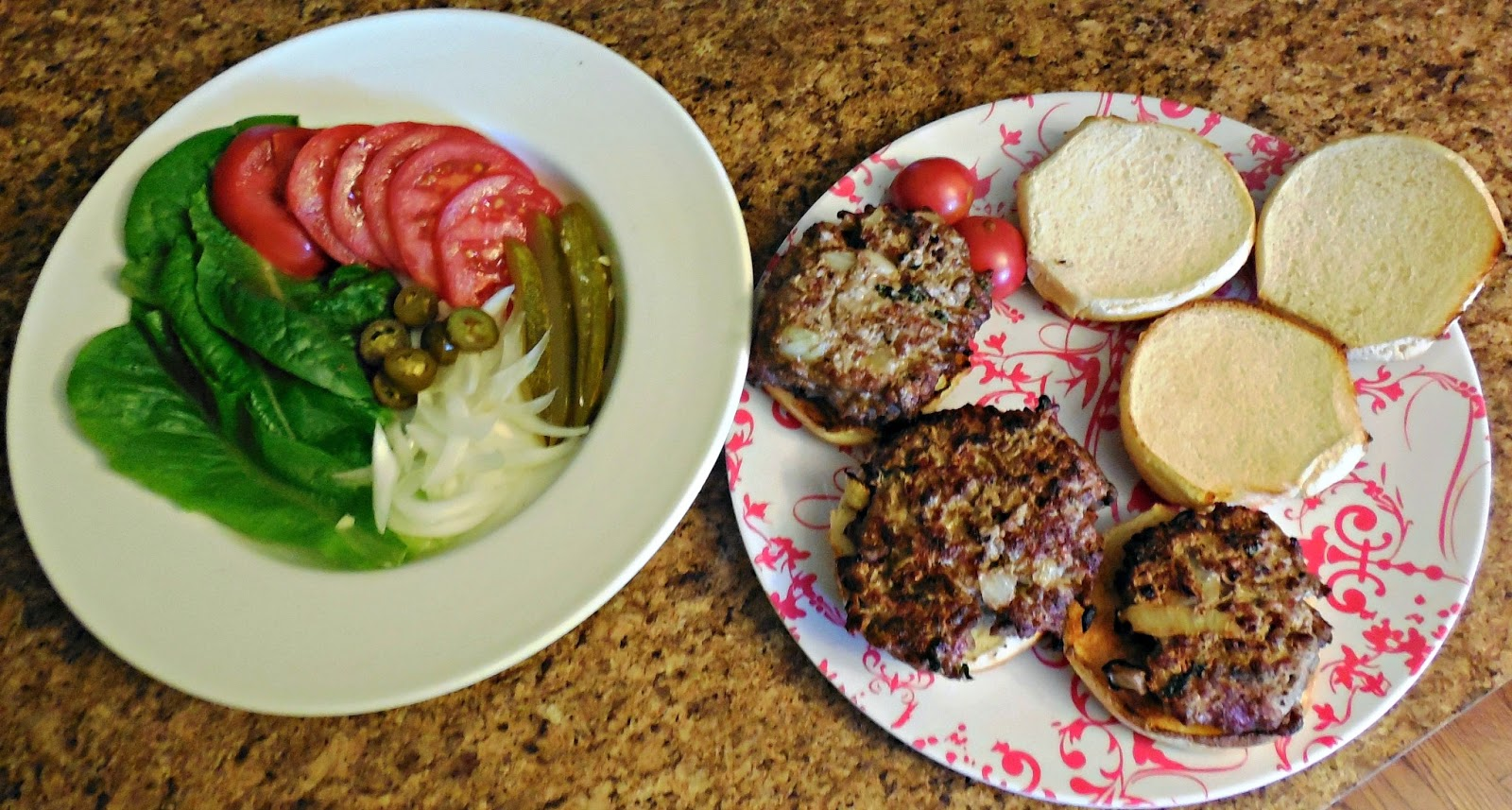 how to make grilled onions for hamburgers