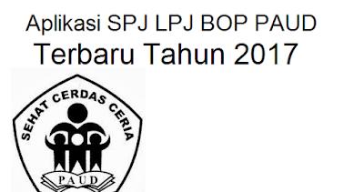 Formad LPJ BOP Paud terbaru ketika ini