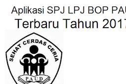FORMAT LPJ BOP PAUD TERBARU 2018