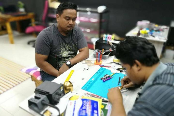 Ipro Kangar - Servis Repair iPhone Terbaik di Perlis