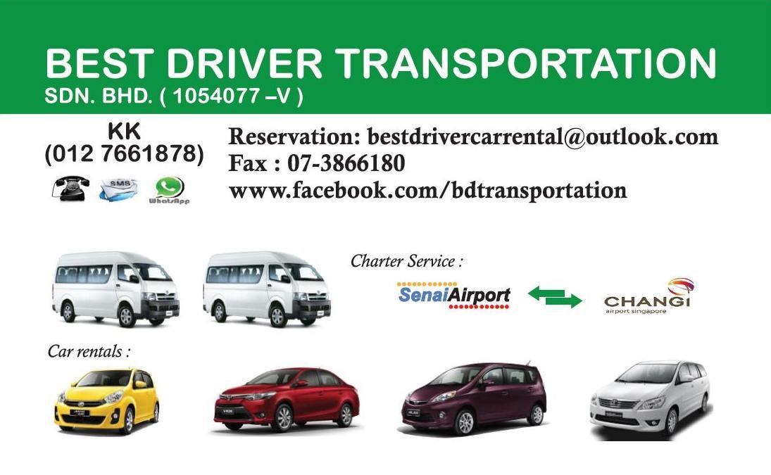 Car Rental Wd Malaysia
