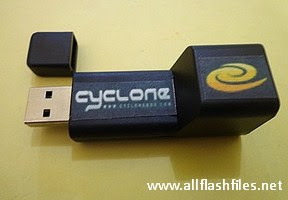 Cyclone-Key-Setup