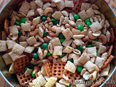 Lil' Leprechaun Snack Mix for St. Patrick's Day
