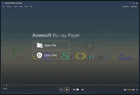 Aiseesoft Blu-ray Player Full