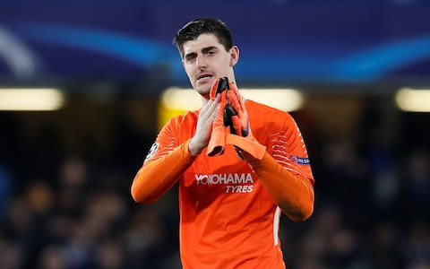 Real Madrid Confirm Signing Of Thibaut Courtois From Chelsea