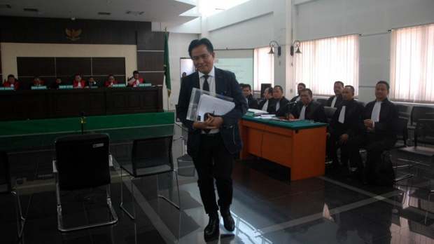 PBB Sebut Yusril jadi Pengacara Jokowi-Ma'ruf atas Nama Pribadi