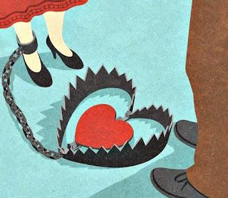 Algumas diferenças entre paixão e dependência emocional