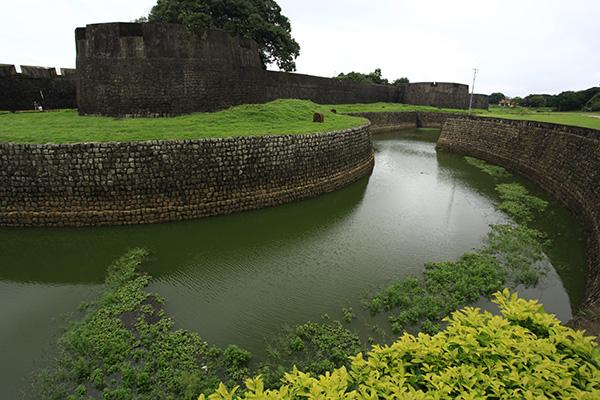 Tipu's fort at Palakkad