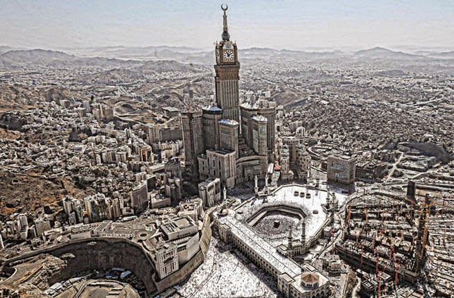 High-Tech Hajj: 10 Ways Engineering Rocks the Casbah (and Mecca!)