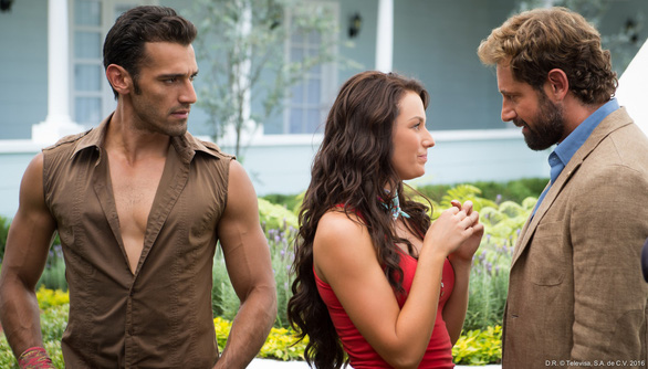 Phim khu vườn tình yêu THVL1