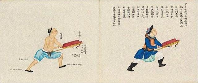 Qing Dynasty Chu Ko Nu