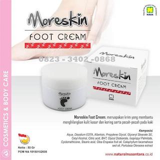 MORESKIN FOOT CREAM 082334020868