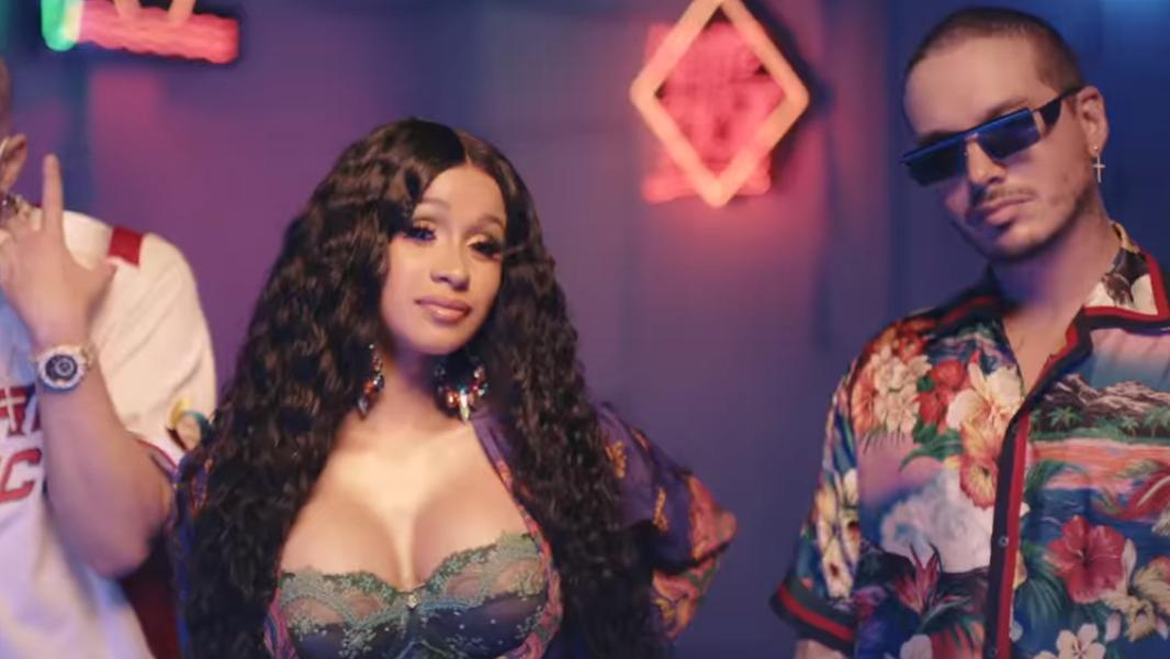 Será que temos aqui o próximo #1 latino da Hot 100?