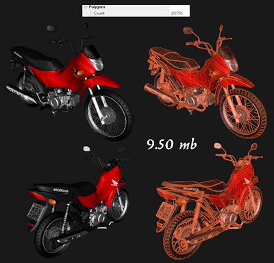 LOW POLY ZMODELER