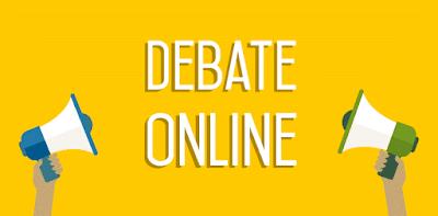 aktif mendebat islam di dunia maya