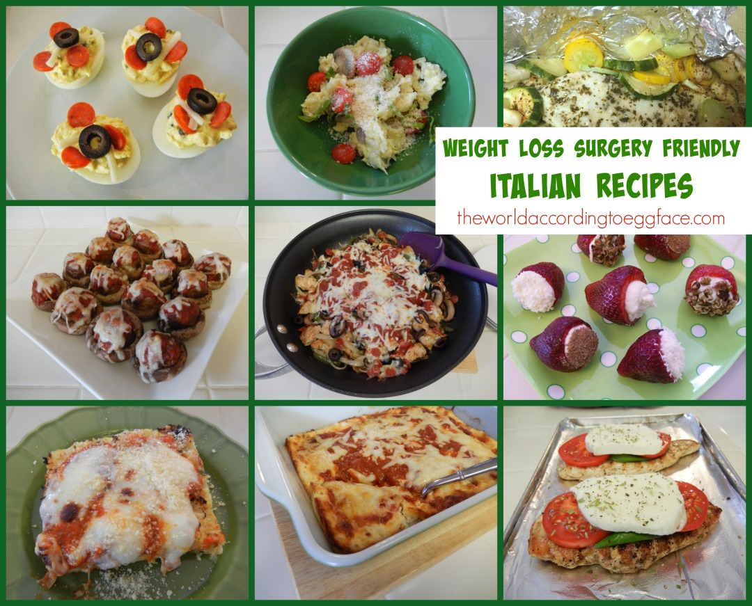 Healthy Low Carb Weight Loss Surgery Bariatric RNY WLS VSG Recipes Cooking Food