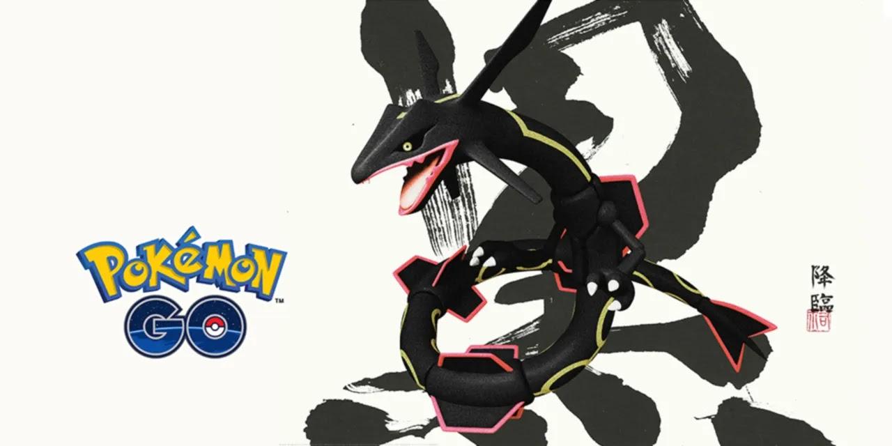 Siapkan Dirimu! Shiny Rayquaza Akan Kembali Hadir di Pokemon GO