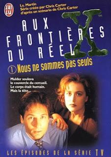 X-Files, tome 1 : Nous ne Sommes pas Seuls (L.S. Martin)