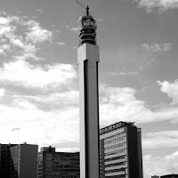 Birmingham Post Office Tower BT