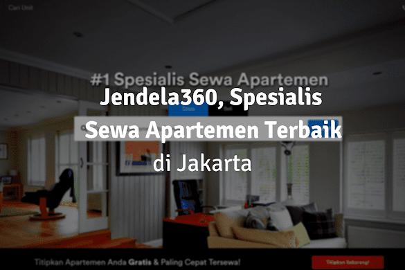 STARTUP JENDELA360: Portal Properti Khusus Bagi Pencari Sewa Apartemen