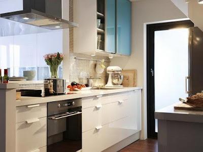 Desain Interior Dapur Bagi Apartemen