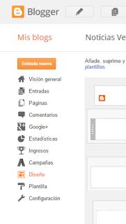 Cómo añadir un buscador interno en tu blog 1