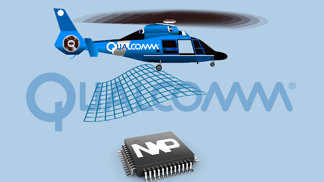 Qualcomm anunciou nesta quinta-feira (27) a aquisição de sua concorrente, a holandesa NXP, em uma transação que avaliada em 38 bilhões de dólares