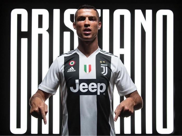 """Cristiano Ronaldo: """"Venir a la Juventus ha sido una decisión fácil"""""""