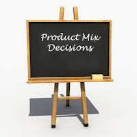 Product Mix Decisions, Product Line Decisions, Product Brand Name Decisions, and Brand Strategy Decisions.