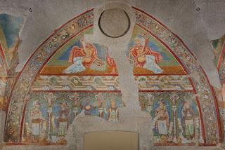 aula 1 gotica guia portuugues dx - Aula Gótica e o afresco no século XIII em Roma
