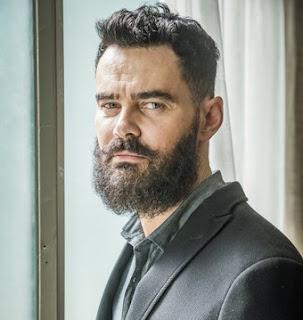 O ator Carmo Dalla Vecchia vai interpretar Paul na novela das seis (Paulo Belote/TV Globo)