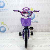 12 Inch Lazaro Tongkat Kids Bike
