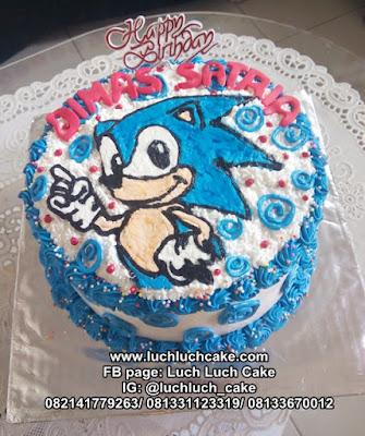 Kue Tart Buttercream Sonic