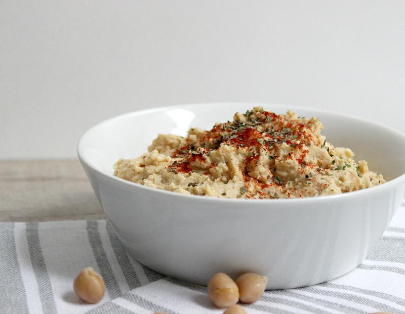 Super kremasti humus od slanutka