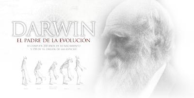 Darwin, padre de la evolución