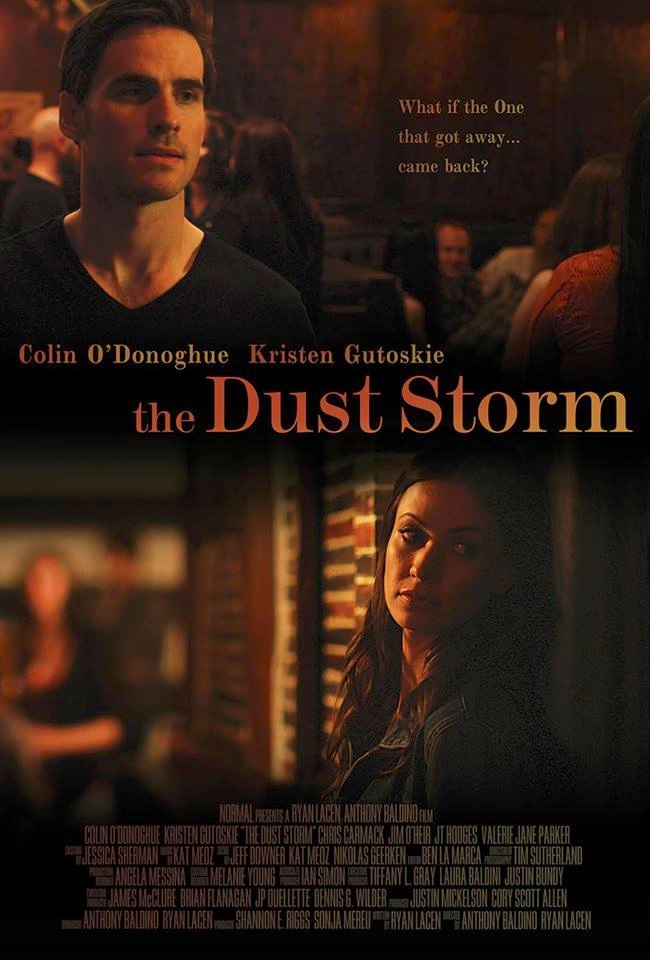 The Dust Storm 2016 movie Poster