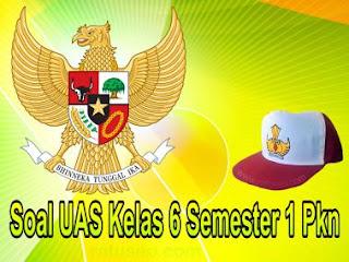 Soal UAS Kelas 6