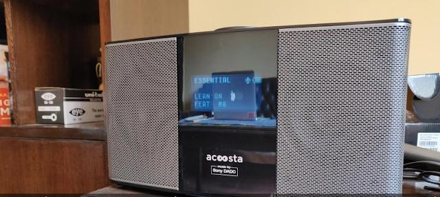 Acoosta Uno Bluetooth Speaker
