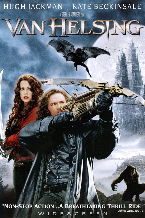 Nonton Film Van Helsing (2004)