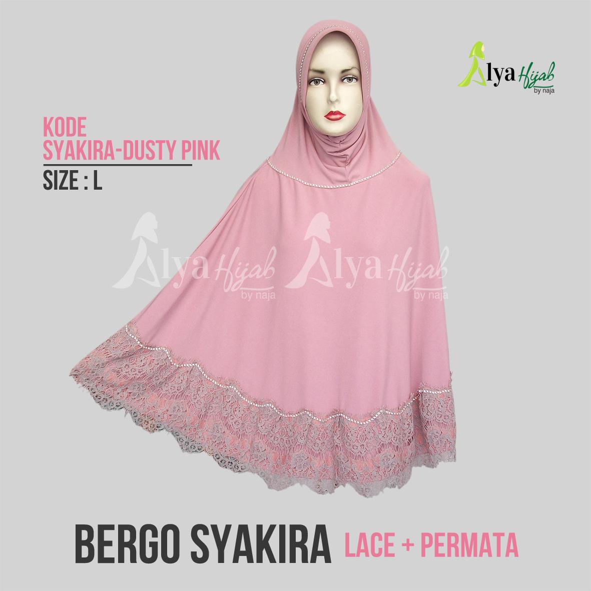 Jilbab Bergo Syakira Alya Hijab By Naja Jual Hijab Dan Produsen