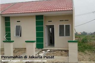Perumahan Murah di Jakarta Pusat, perumahan subsidi pemerintah