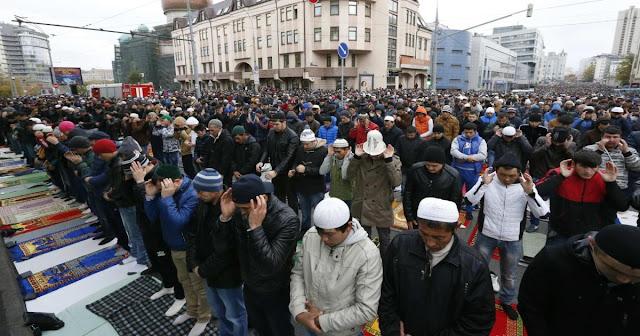 الإسلام في الصين والإنتشار الواسع