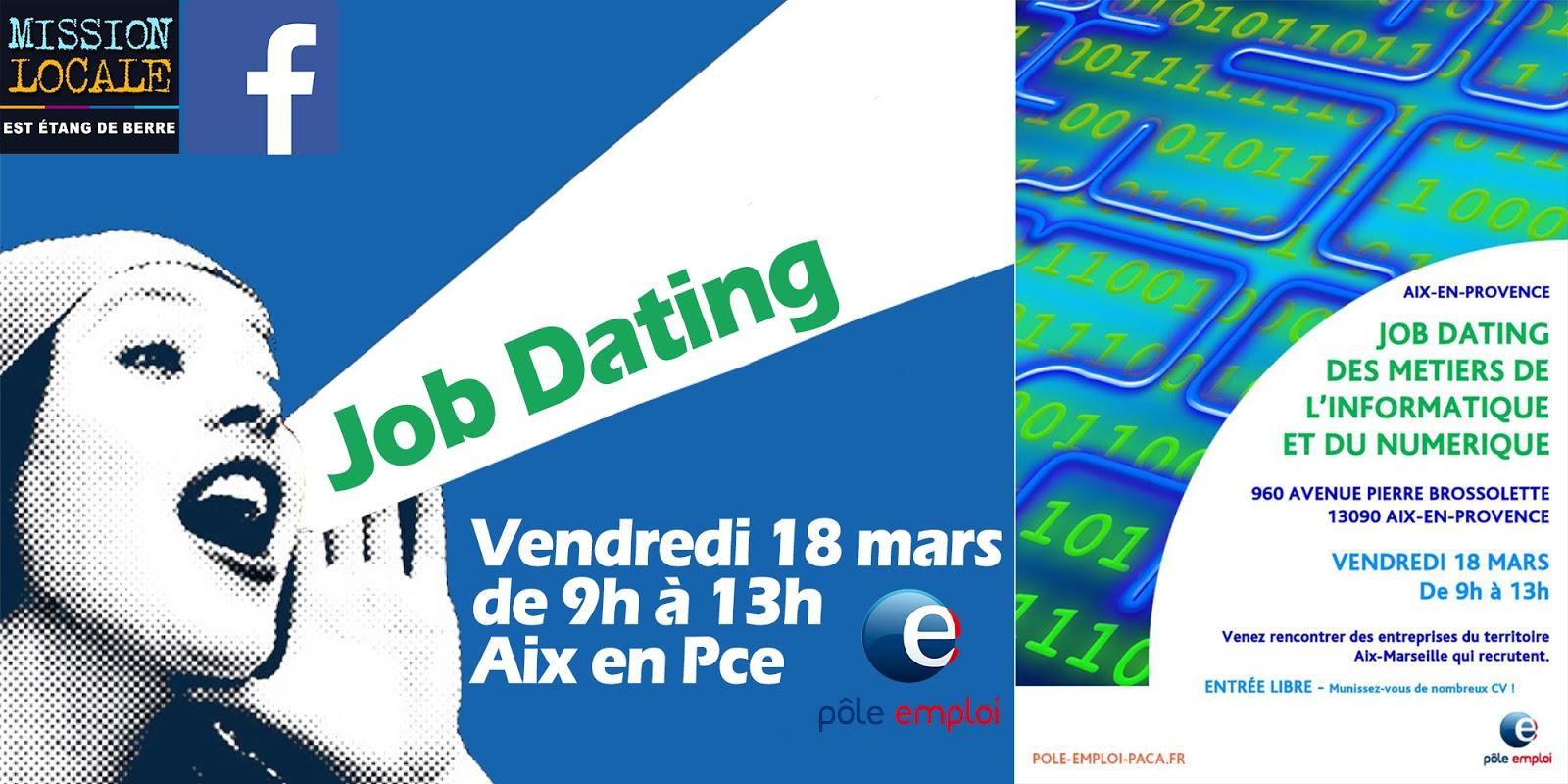 Job dating aix en provence