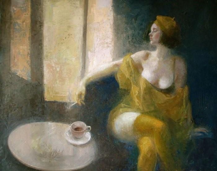 Эротический заряд. Emilia Castaneda Martinez