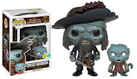 Pop! Disney: Pirates of the Caribbean - Cursed Barbossa